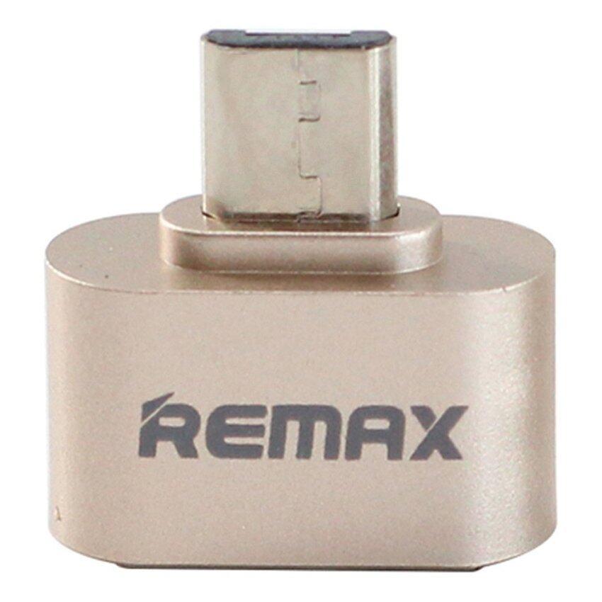 Remax OTG Adapter RA-OTG USB (Gold)