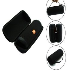Replacement Hard Travel Carrying Case for JBL Flip3 Bluetooth Speaker-Black - intl image