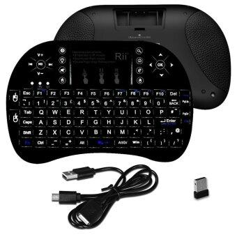 Rii Upgrated Wireless Mini Keyboard for PC