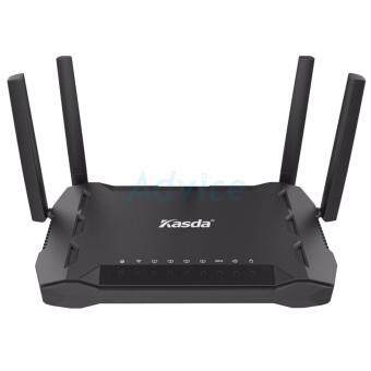 Router Kasda (KW6515) Wireless AC1200 Dual Band (สีดำ)(Black)