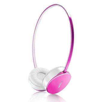 S500 Wireless Bluetooth Headset (Pink) - intl