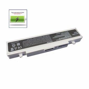 แบตเตอรี่ ซัมซุง - Samsung battery สำหรับรุ่น R423 R428 R429 R430 R439 R440 R467 R469 R470 R515 R520 สีขาว