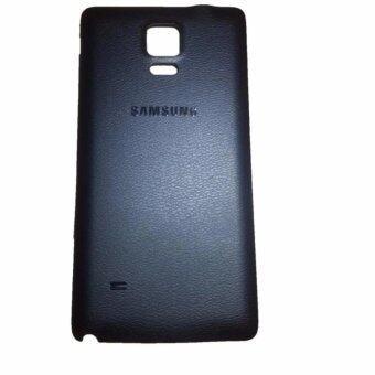 ... อะไหล่มือถือ ฝาหลัง Samsung galaxy Note4 (N9100) สีดำ