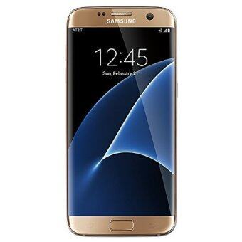 Samsung Galaxy S7 Edge Dual Sim 32GB LTE (Gold) - Int'l
