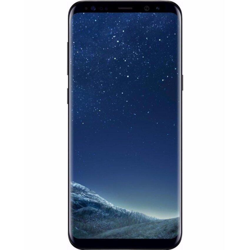 Samsung Galaxy S8+ Plus (6GB, 128GB) - Midnight Black - intl