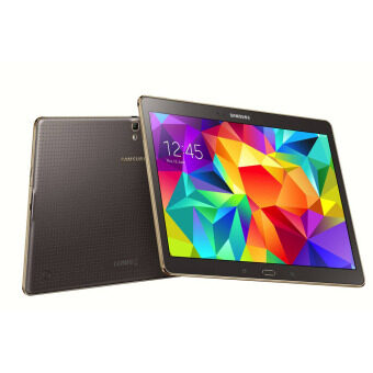 "Samsung Galaxy Tab S T805 10.5"" 16GB 4G Version (Titanium Bronze)"