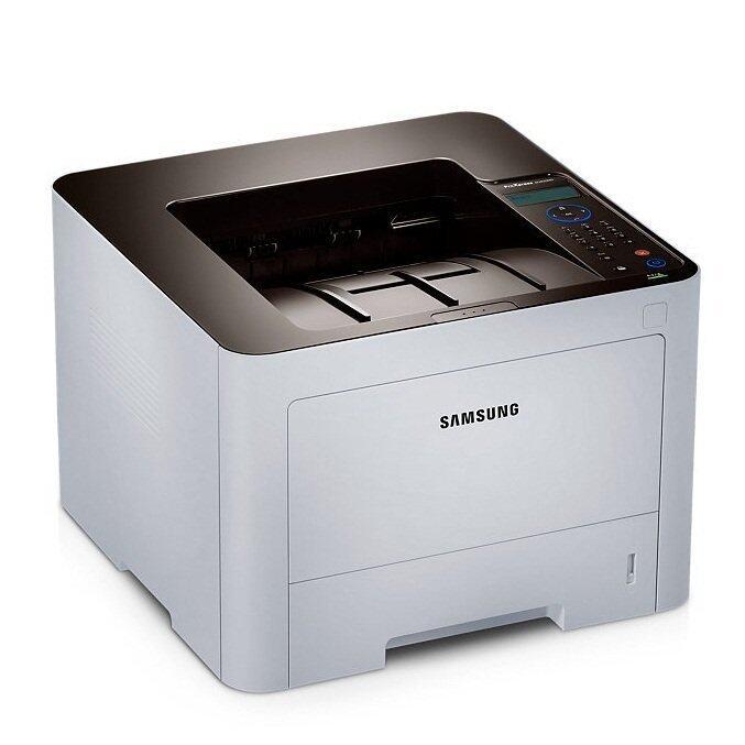 SAMSUNG Laser printer SL-M3325ND (White)