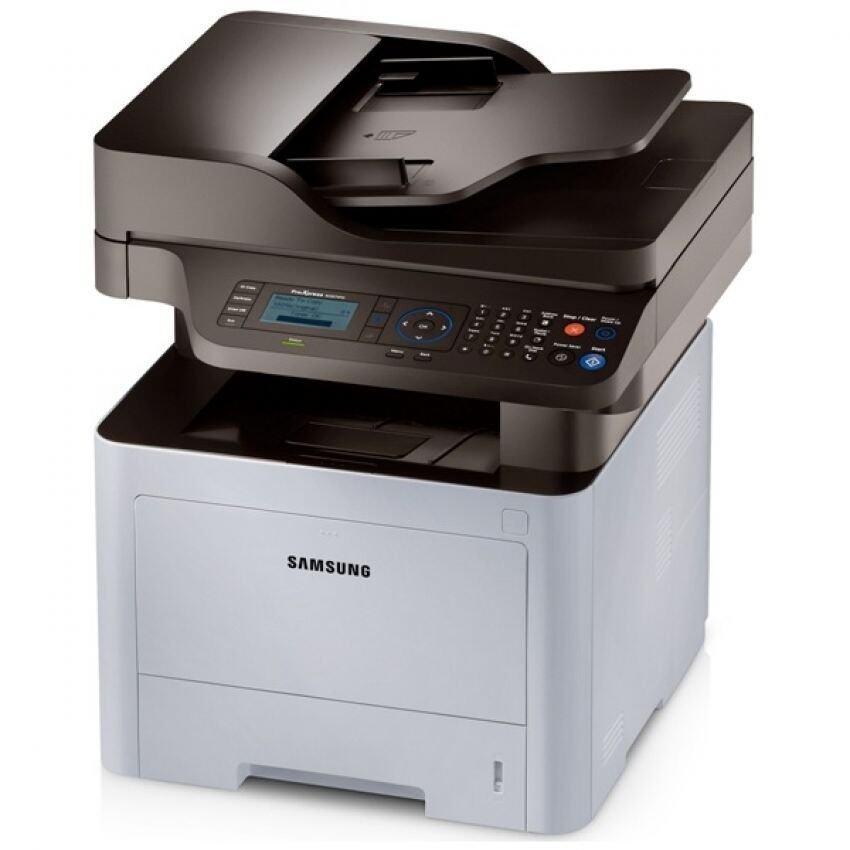 Samsung Mono Multifunction Laser Printer รุ่น SL-M3870FW (White)