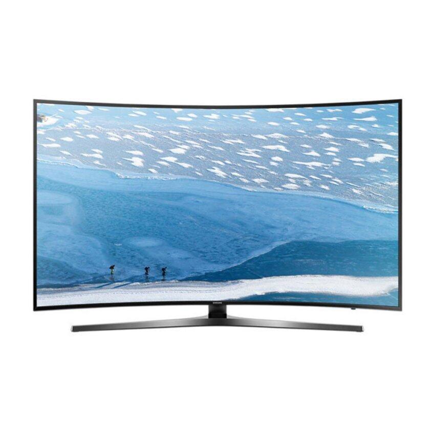 ลด50%Samsung UHD 4K Curved Smart LED TV 55 นิ้ว รุ่น UA55KU6500KXXT มาเลือกกันเลย