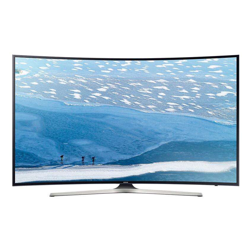 Samsung UHD 4K Curved Smart TV 40 นิ้ว รุ่น UA40KU6300