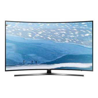 Samsung UHD 4K Curved Smart TV 55 นิ้ว รุ่น UA55KU6300