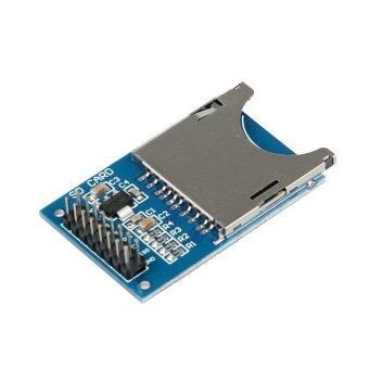 SD card reader module for memory read and write - intl