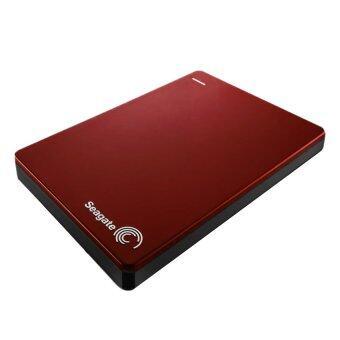 """Seagate New Backup Plus USB 3.0 2.5"""" 1TB STDR1000303 (Red)"""