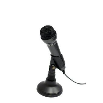 2561 Senicc ไมค์คอมพิวเตอร์ รุ่น SM-098 (สีดำ)