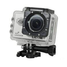 Sjcam กล้องวีดีโอ Sj5000x Elite Action Camera 4k Gyro - สีเงิน ราคา 4,890 บาท(-26%)