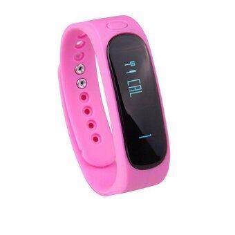 Smart Sport Bluetooth Silicone Bracelet - intl