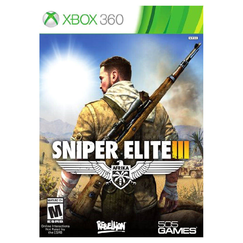 Sniper Elite III - Xbox 360 Standard Edition (Intl)