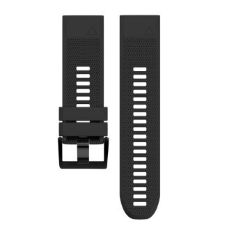 Soft Silicone Replacement Watch Band Strap for Garmin Fenix 5XColor:Black - intl