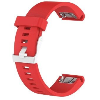 Soft Silicone Watchband Replacement Part for Garmin Fenix 5SFitness Tracker - intl