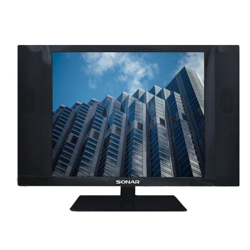 Sonar LED TV ทีวี 19นิ้ว รุ่น LV-49G4H 3IN1 TV/Monitor/Multimedia