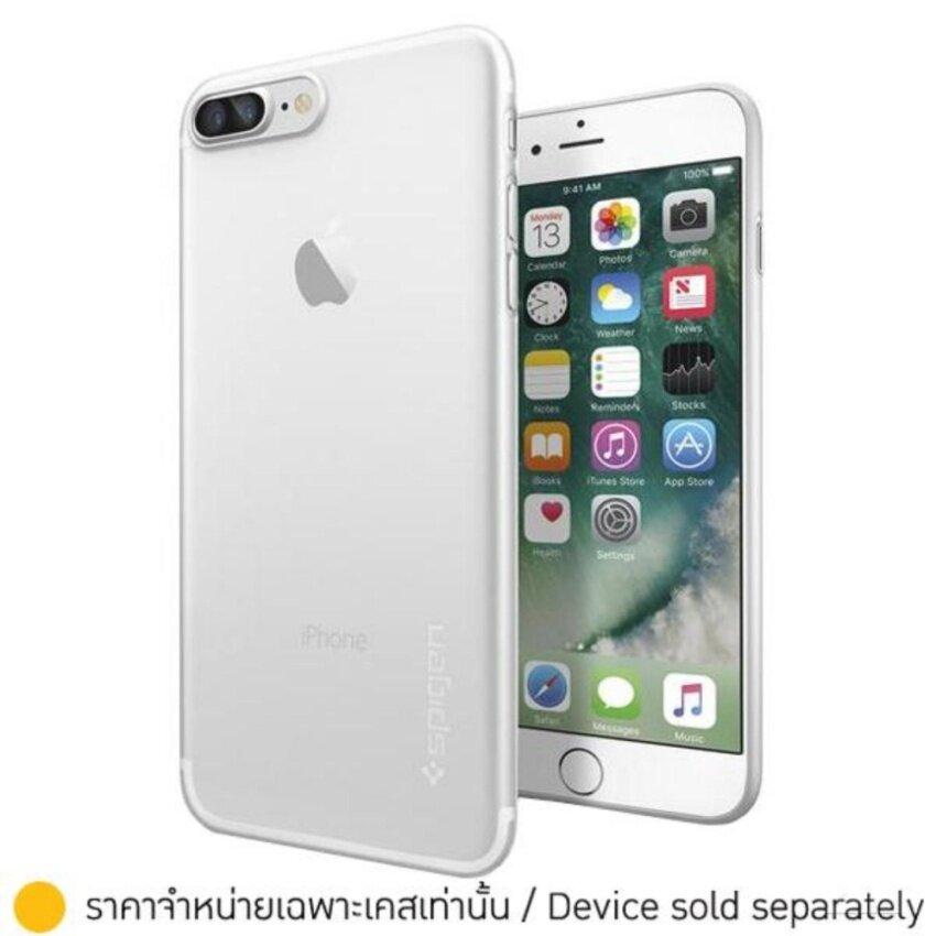 Spigen Casing for iPhone 7 Plus Air Skin Soft Clear (043CS20499)