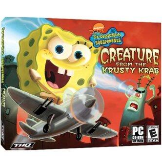 Spongebob Creature From The Krusty Krab - PC - intl