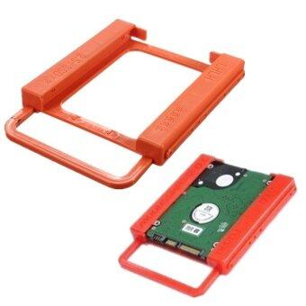 SSD to HDD 2.5 Inch to 3.5 Inch Screw less Hard Drive Holder - Intl