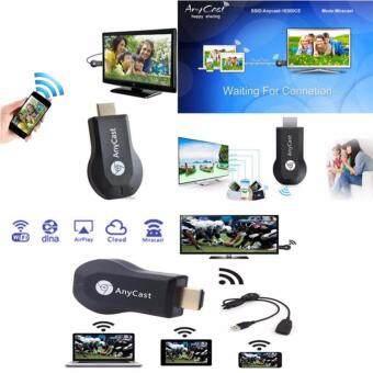 2561 SUNWAY ตัวแปลงสัญญาณภาพ HDMI Anycast Dongle M2PLUS wifi display receiver Anycast สินค้าของแท้100%