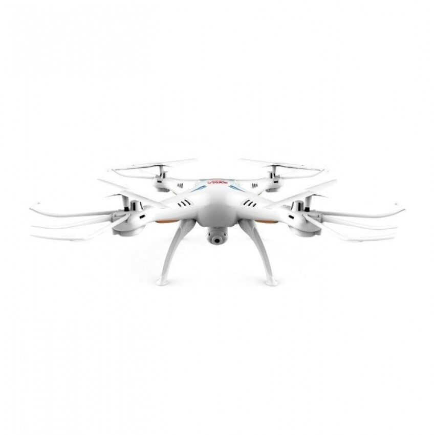โดรนติดกล้อง SYMA X5SC Explorer 2 Quadcopter HD CAM New Version 2015 (White)