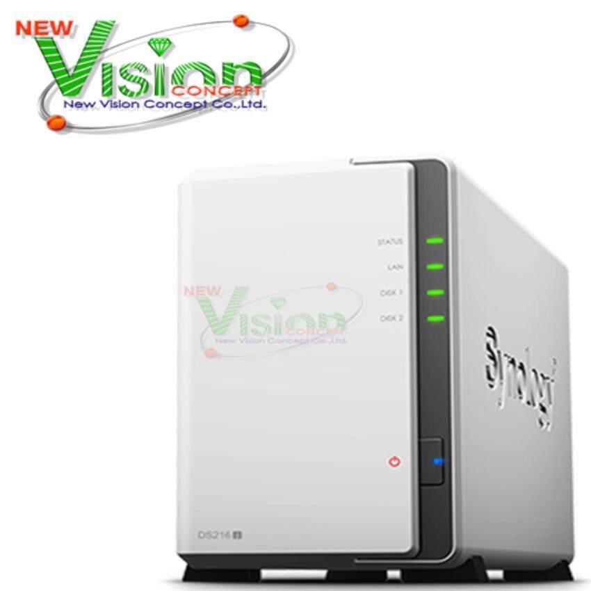 Synology DiskStation Drive DS216j 2-Bay NAS ...