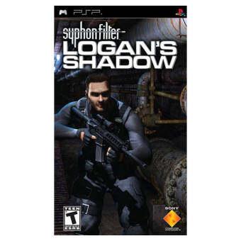 Syphon Filter: Logan's Shadow - Sony PSP - Intl