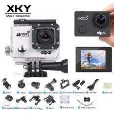 กล้องถ่ายภาพ T4 กล้องถ่ายรูปอัลตร้า Hd กล้องติดรถยนต์ Wifi 2.0lcd 40 ม. กล้องถ่ายภาพมินิกล้องถ่ายภาพ Diving Dv ราคา 1,973 บาท(-69%)
