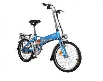 TAILG จักรยานไฟฟ้าพับได้ รุ่น Cute TG-TDN126Z ขนาดล้อ 20 นิ้ว (Blue)