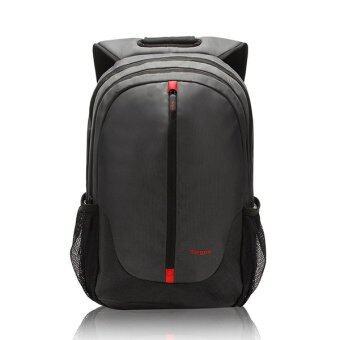 "Targus City Essential กระเป๋าเป้สะพายหลังขนาด 15.6"" (Grey)"