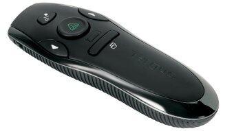 Targus Laser Presenter P21 Pro green (Black)