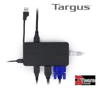 TARGUS Universal Travel Docking Station (USB3.0) VGA HDMI USB HUB