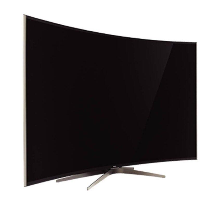 """ลด50%TCL Curved UHD SMART TV 55"""" รุ่น 55H9800 มาเลือกกันเลย"""