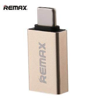 tesia Remax Type-C USB 3.0 OTG Sync Charging Adapter Connector for samsung(2017) huawei meizu vivo oppo