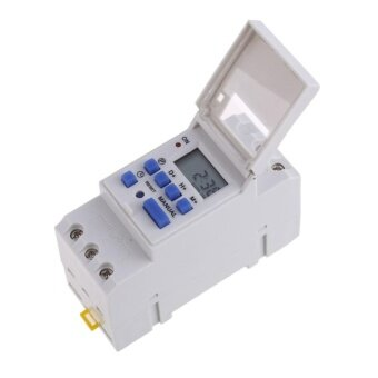 THC15A Weekly Programmable Electronic Timer Digital Time Switch -intl