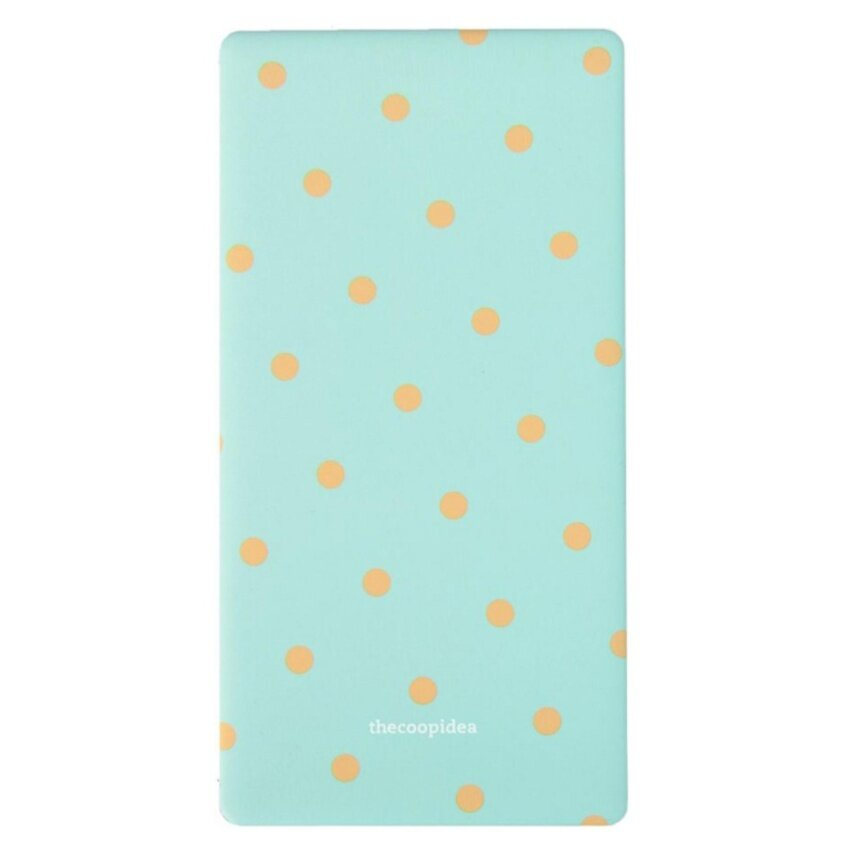 Thecoopidea Power Bank Journey 5000 mAh Paradise Blue