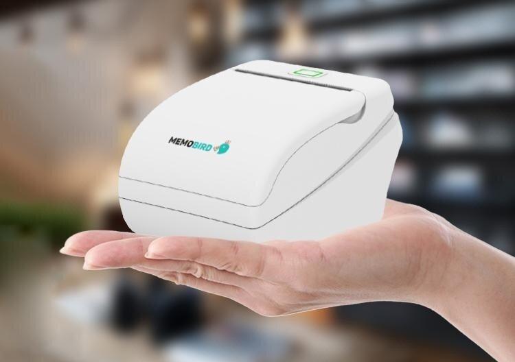 Thermal Paper Mini Remote WiFi Photo Printer / Memo Message - intl