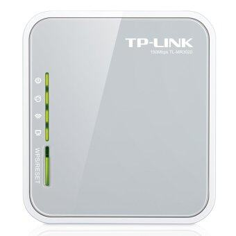 TP-Link Portable 3G/4G Wireless Router N150 (TL-MR3020)