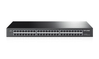 TP-LINK TL-SG1048 48-Port Gigabit Switching HUB-10/100/1000 -Black