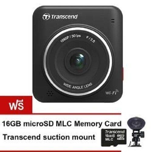 Transcend DrivePro 200 Car Video Recorder Wi-Fi ...