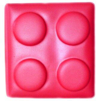 Triple3Shop for Instax อัลบั้มภาพ ลูกเต๋า - สีแดง