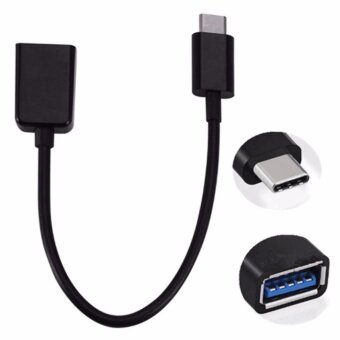 Type-C USB to USB OTG Cable Adapte Connector For Macbook FlashdriveMouse Keyboard For Mobile