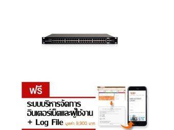 Ubiquiti Networks EdgeSwitch ES-48-500W 48 Port PoE Gigabit Ethernet Switch