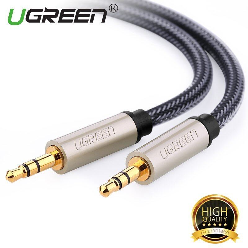 UGREEN 3.5มมช่วยให้ชายหนุ่มฟังเครื่องเสียงสายไฟรอง (1แผ่น)-ระหว่างประเทศ image