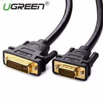 UGREEN DVI-I to VGA Adapter 24+5 DVI Male to VGA Male ConverterDigital Video Cable Cord - 1.5m - intl