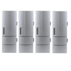 ตู้เย็น USB 4Pcs. (Gray)